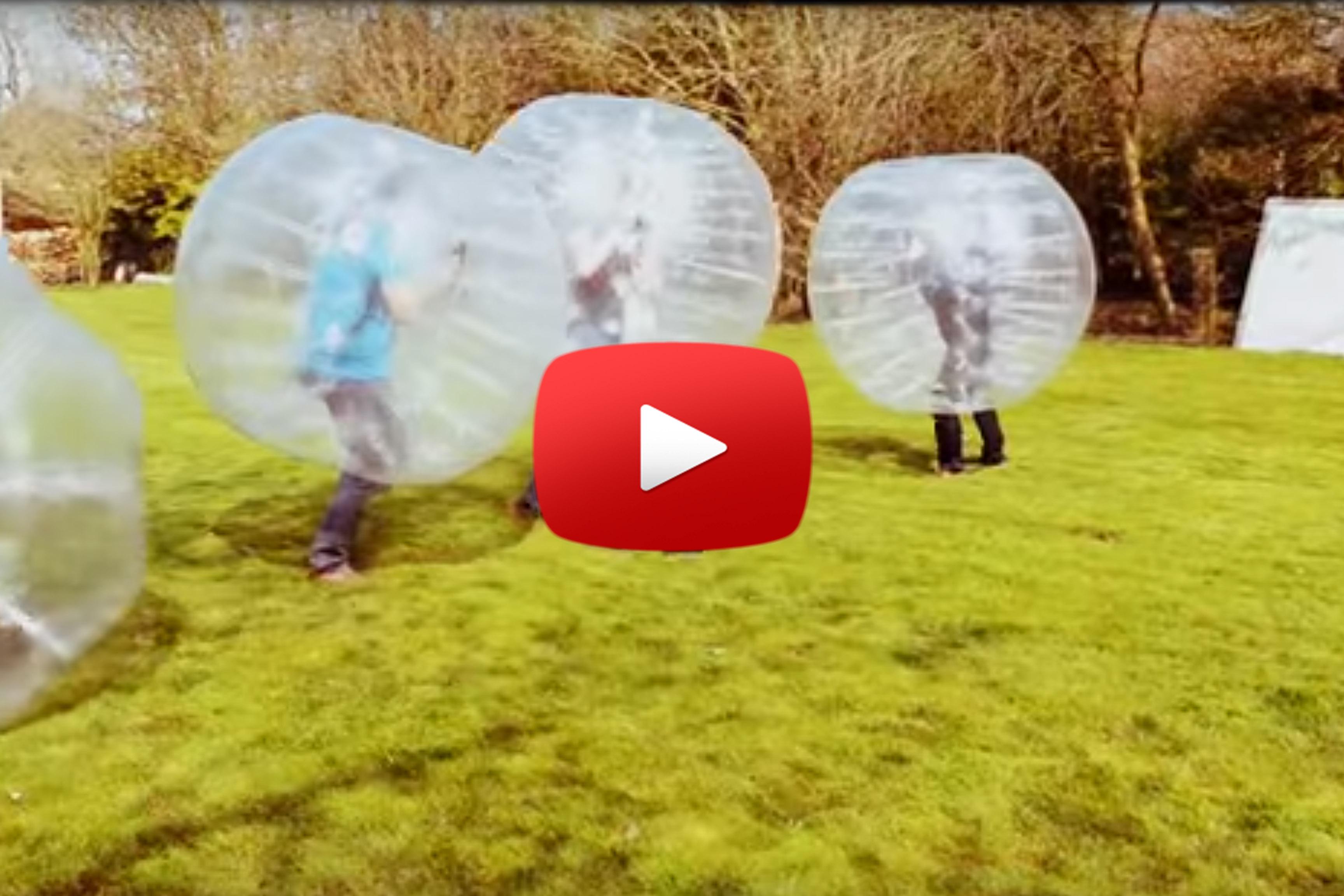 Bumper Balls video