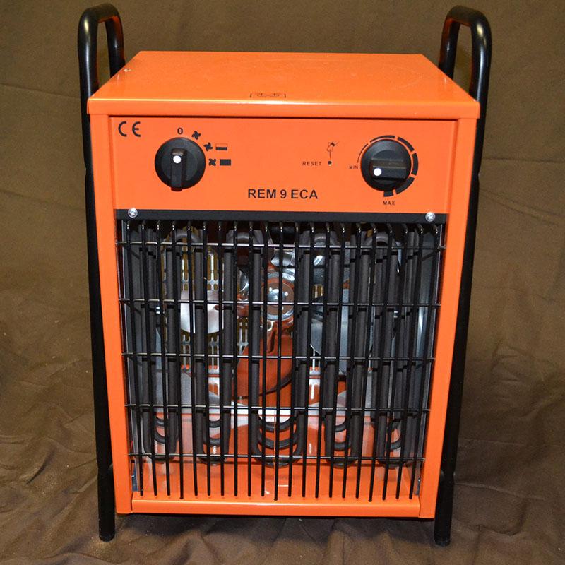 Verwarming Elektrisch 9KW