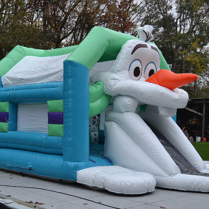 Olaf, The Frozen Slide