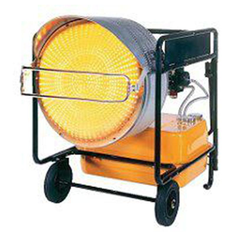Infrarood Warmtekanon 40KW