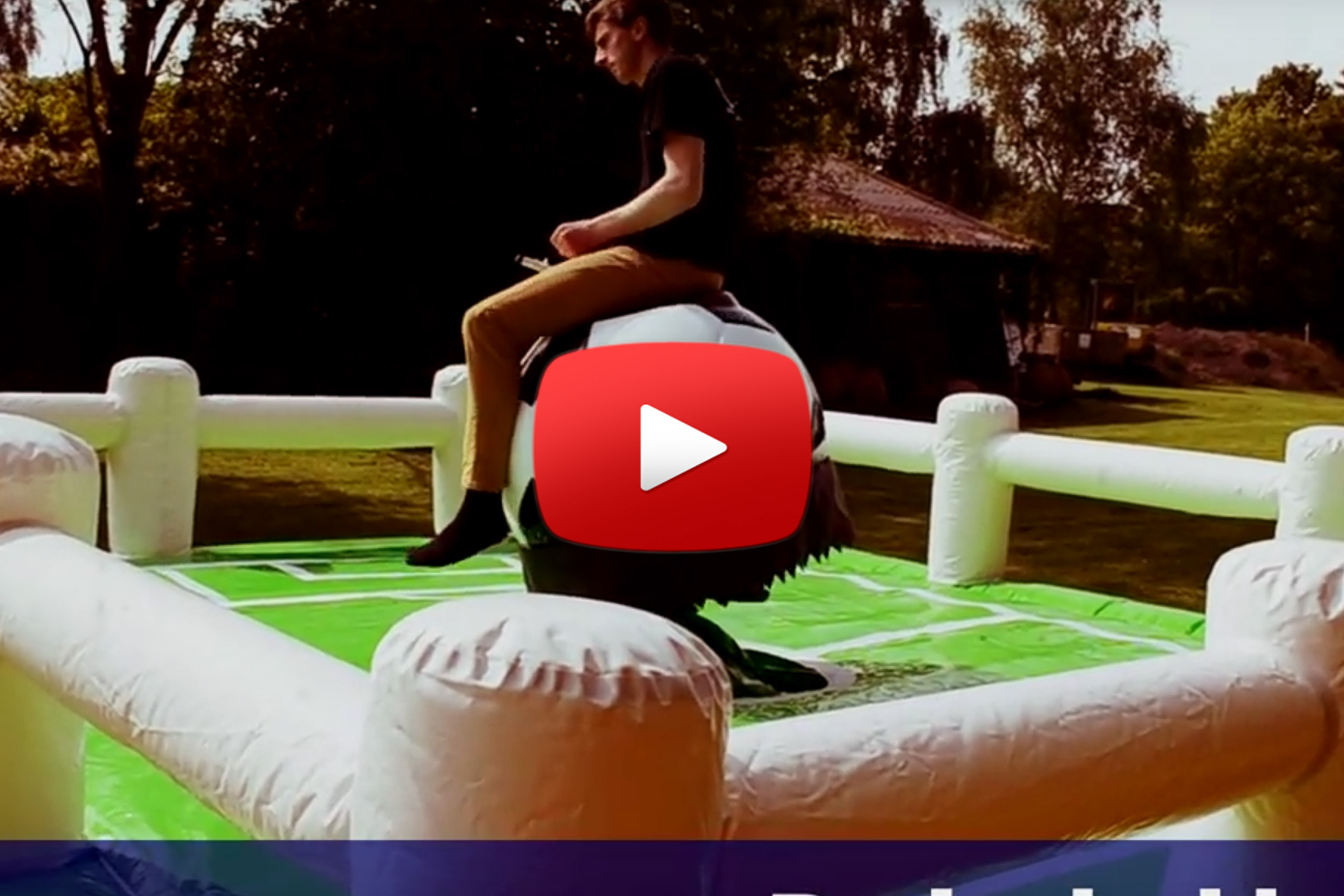 Rodeo Voetbal Advanced video