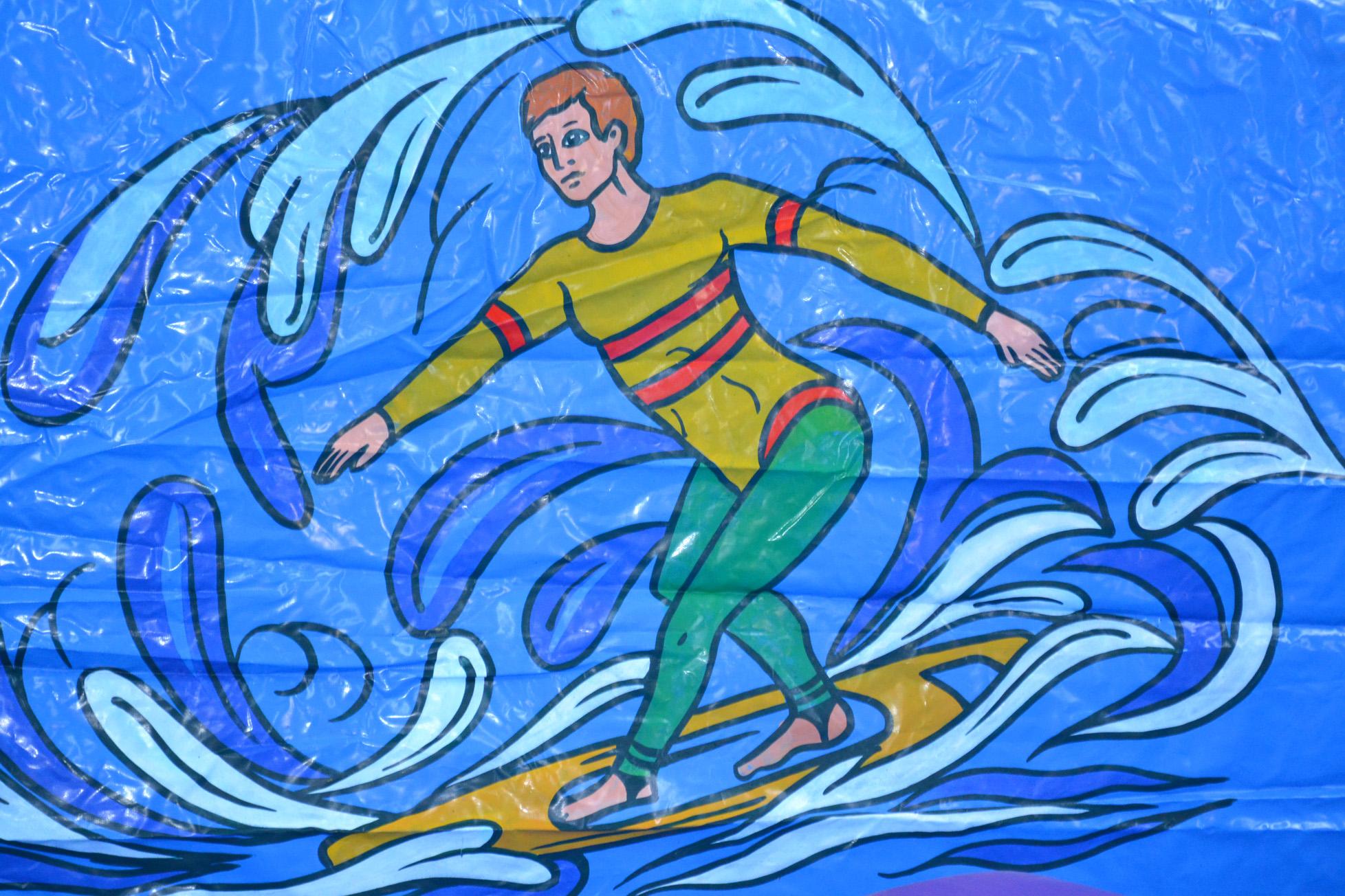 Rodeo Surfing huren