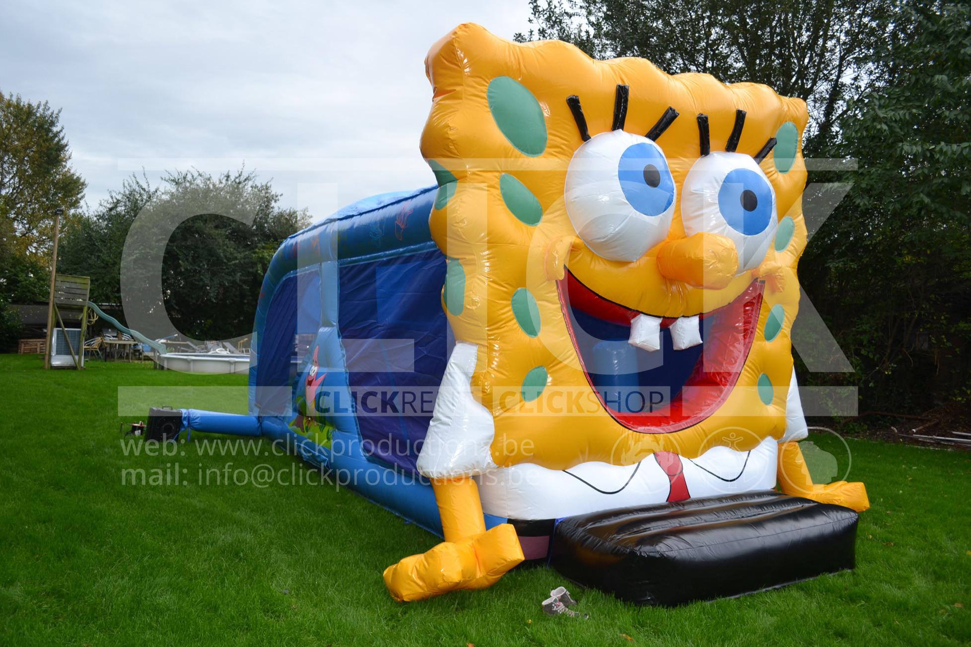 Spongebob Little Run