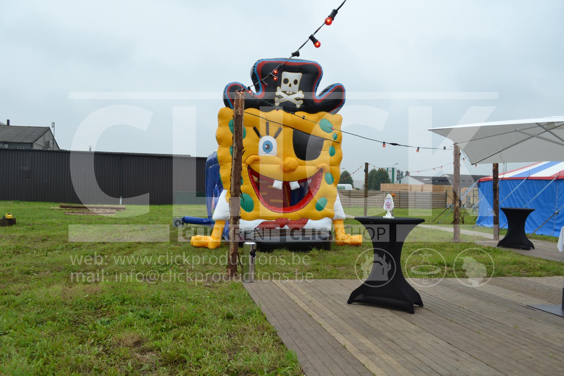 Spongebob Piraat