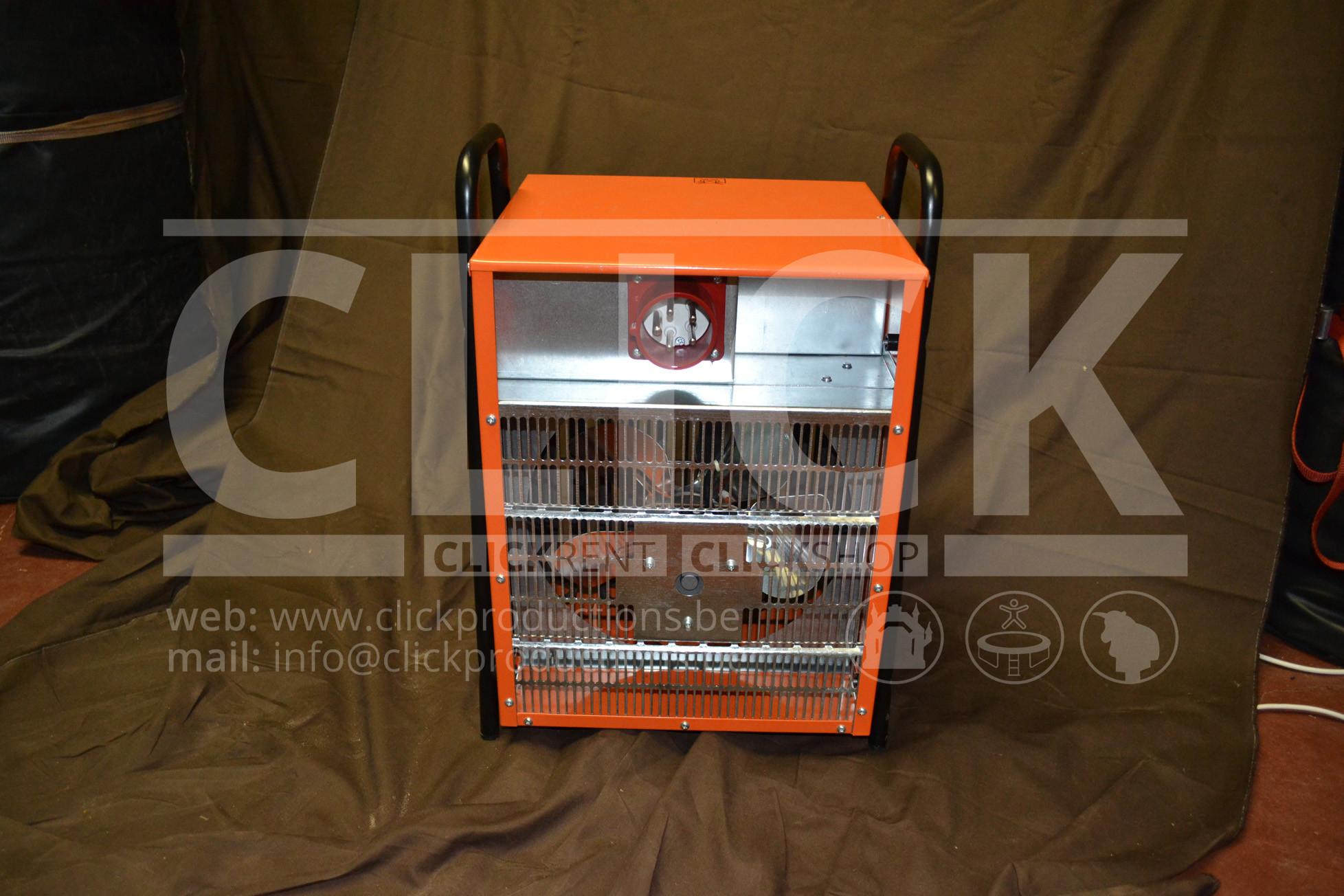 verwarming elektrisch 9kw huren click rent. Black Bedroom Furniture Sets. Home Design Ideas