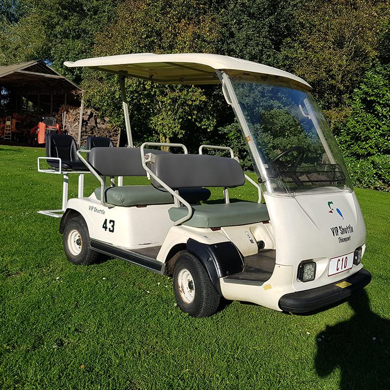 Golfkar – tot 8 personen