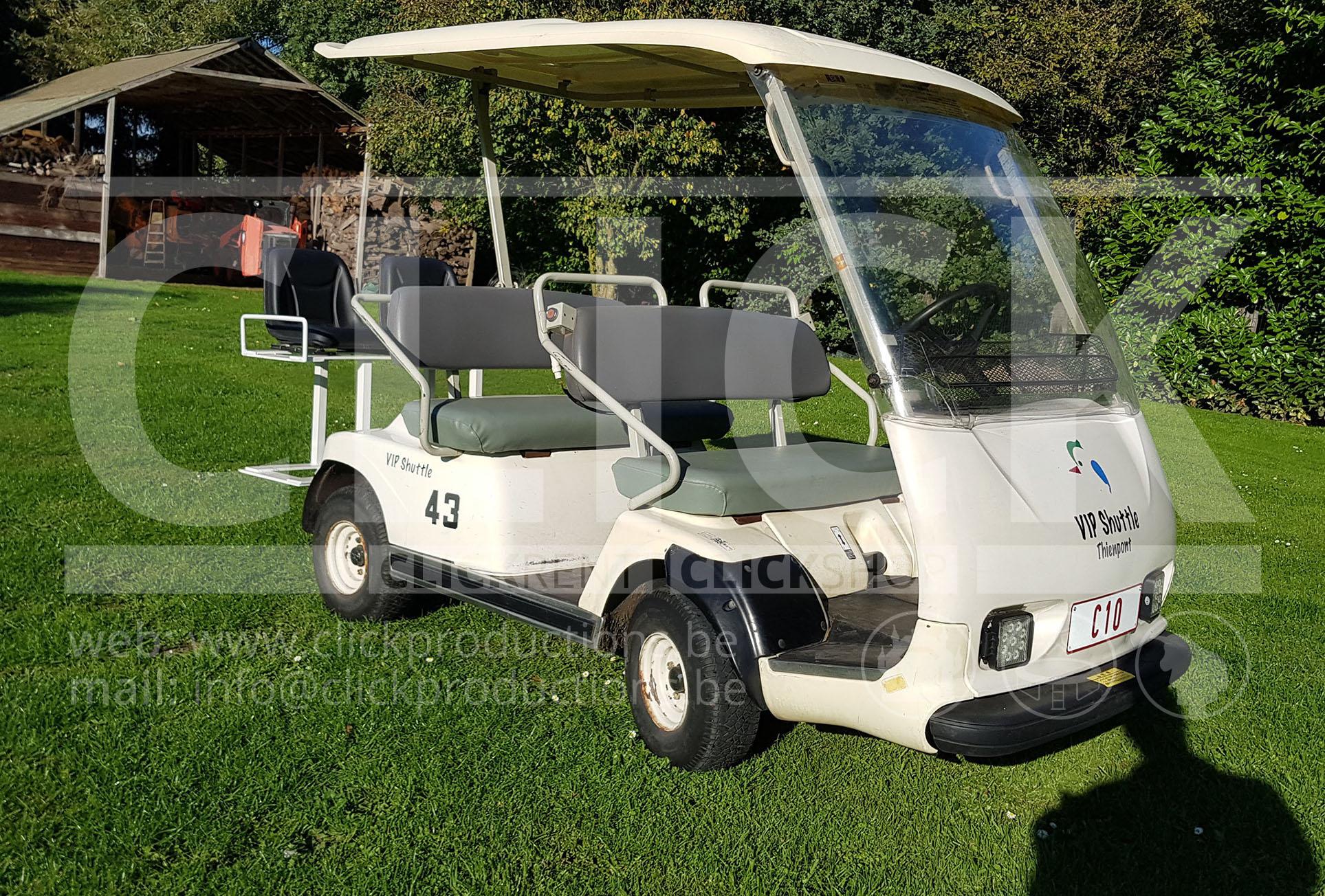 Golfkar 8 personen