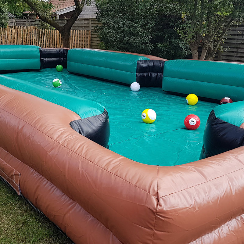Voetbal pooltafel – Soccer Pool