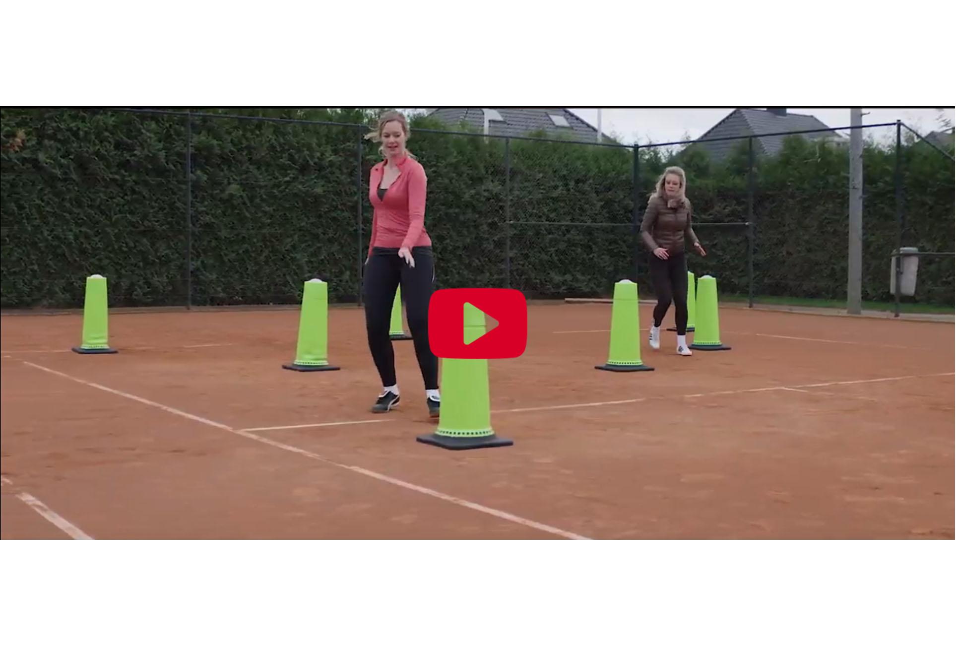 IPS Pylonnen/kegels video