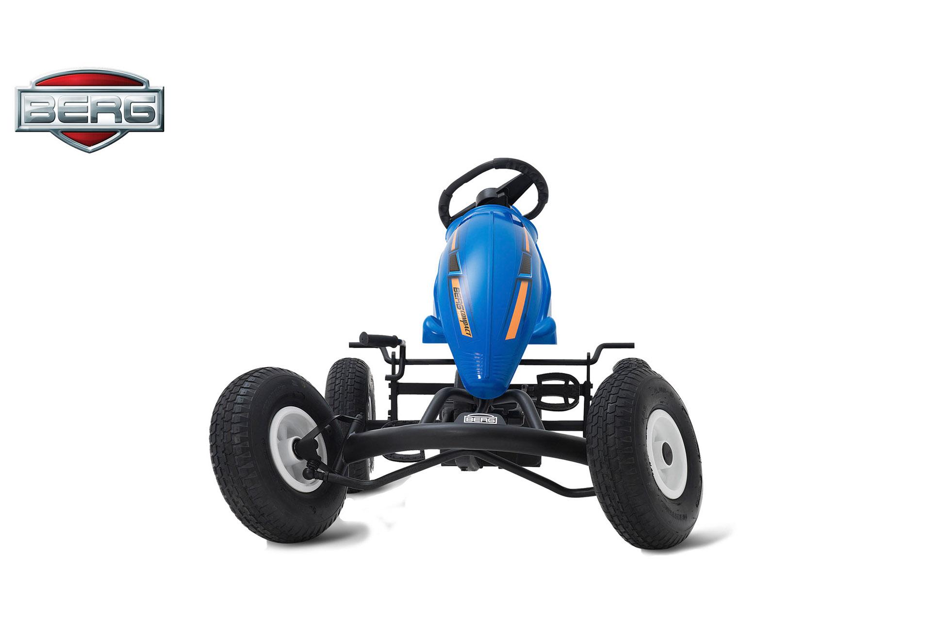 Compact Gocart Blauw
