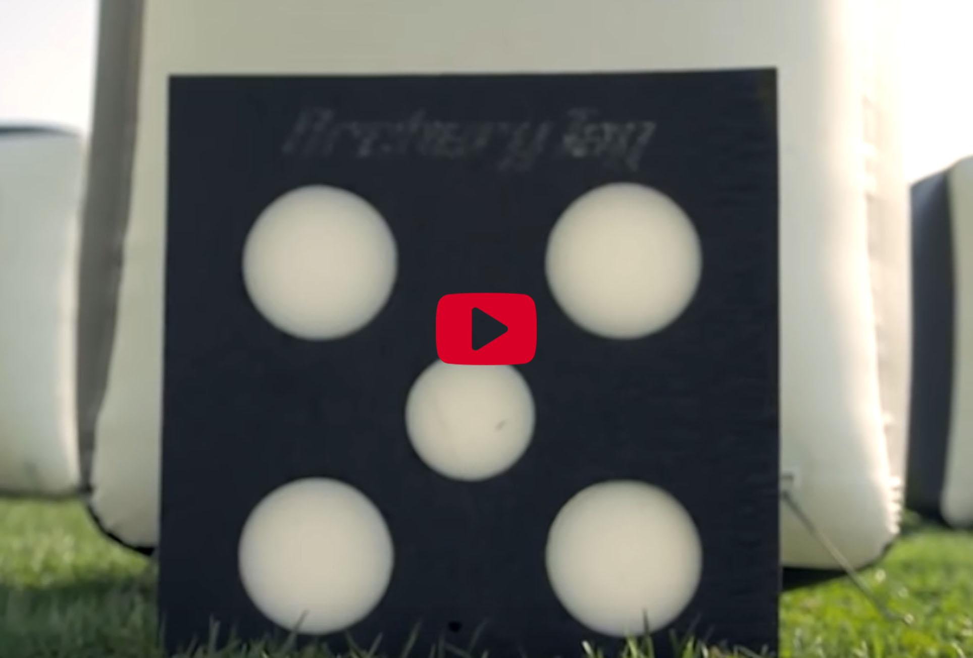 Archery Tag video